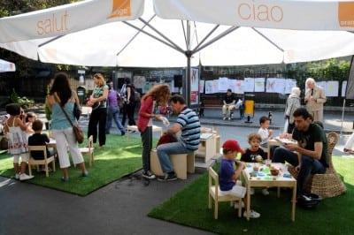 24 septembrie da startul activitatilor pe Strada Copiilor