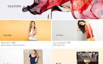 """Fashion Days, in categoria """"Best New Apps"""" pe pagina App Store"""