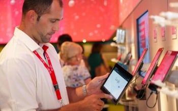 Trafic de date record in reteaua Vodafone