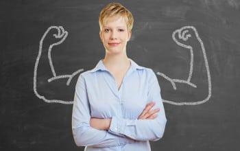 In spatele unui bussiness de succes se afla o femeie puternica