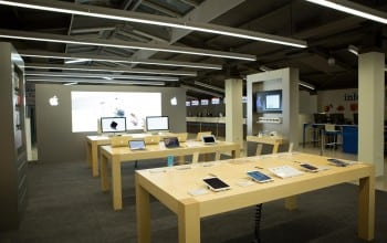 Primul Apple Shop din Romania
