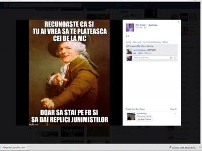 Prima campanie in Dark Social din Romania