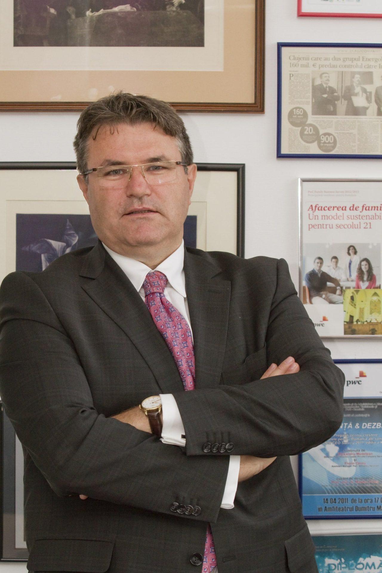 Alexandru Medelean Director Servicii de Consultanta pentru Management PwC Romania