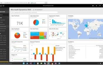 Microsoft Dynamics NAV 2016, in portofoliul Elian Solutions