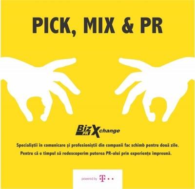 Provocarea PR Xchange, la start