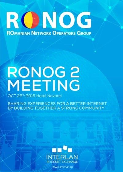 Specialistii din telecomunicatii se intalnesc la RONOG