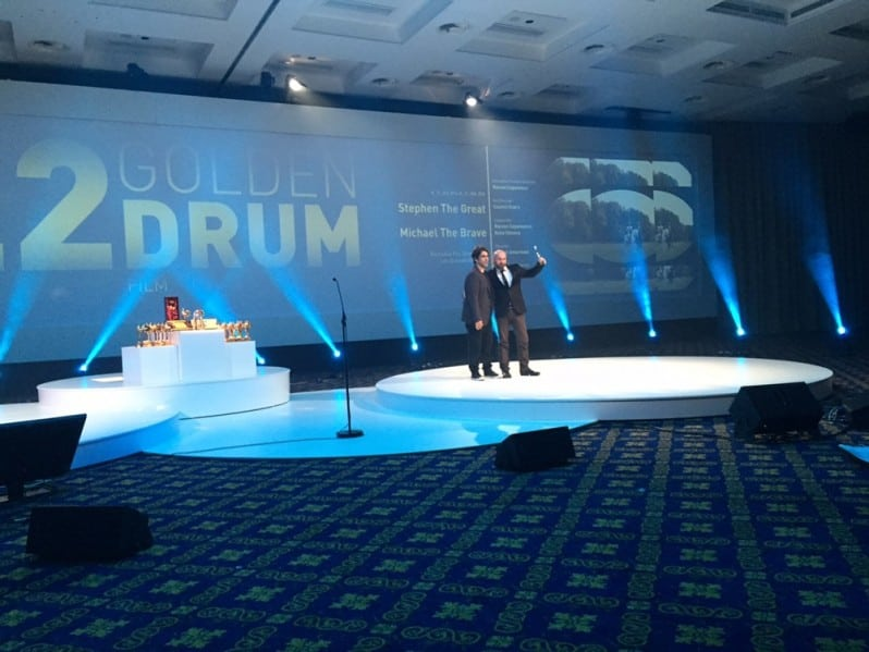 Razvan Capanescu, la Golden Drum 2015