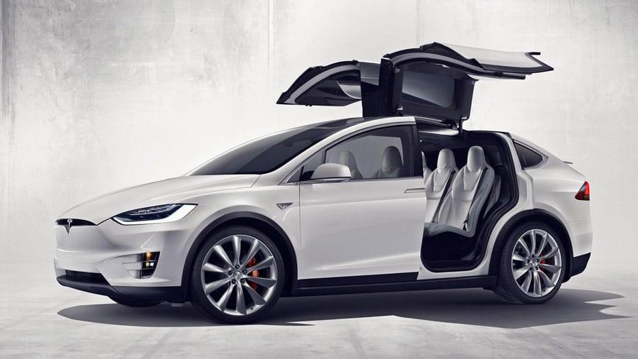 Tesla-Model X