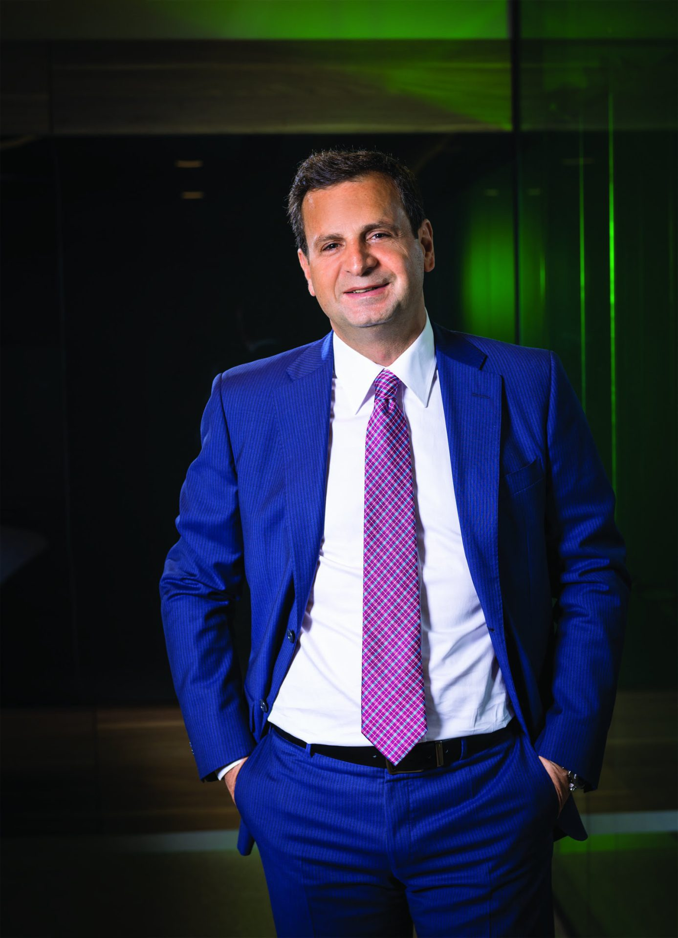 Ufuk Tandogan, CEO Garanti Bank Romania