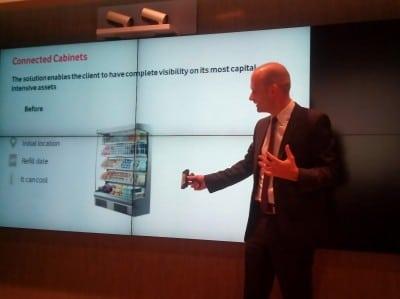 Solutii Vodafone pentru Industria 4.0