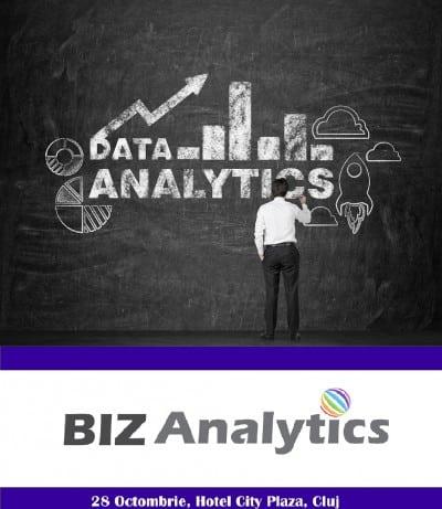 Vino la prima editie Biz Analytics Cluj