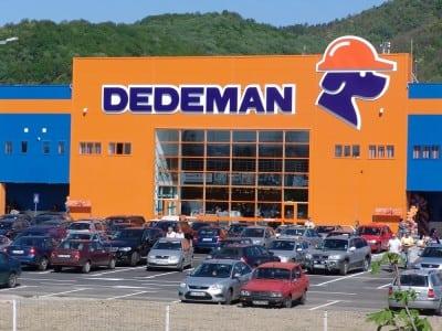 Dedeman a investit 17 mil. euro intr-un nou magazin