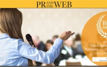 Top Agentii de PR se lanseaza la PR & WEB Conference