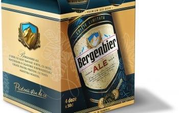 Bergenbier lanseaza prima bere de tip ALE