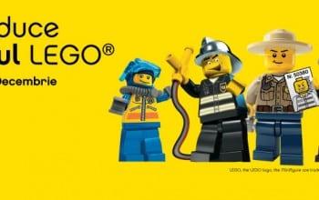 Festivalul LEGO, la a doua editie