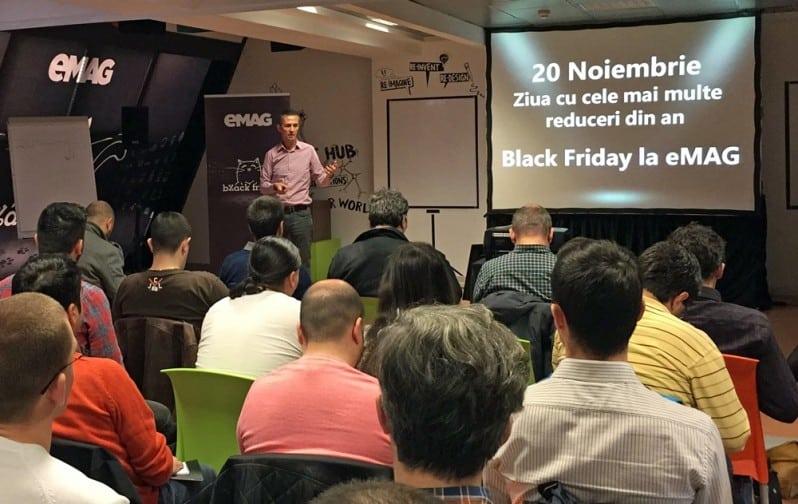IulianStanciu - CEO eMAG - BlackFriday 2015-1