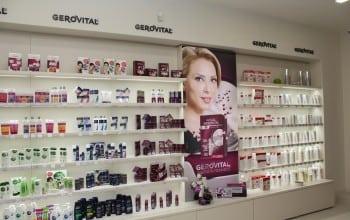 Investitie de 50.000 de euro intr-un magazin de brand Farmec