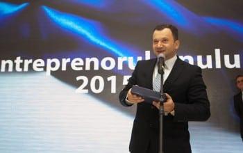 Raul Ciurtin, antreprenorul anului 2015