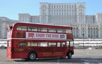 London Bus, un business pe roti
