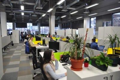Centrul Alcatel de 2 mil. euro la Timisoara (Galerie foto)