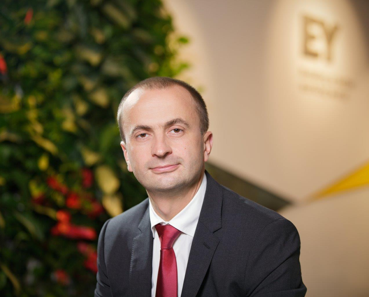 Bogdan Ion Country Managing Partner EY Romania