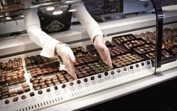 Le Manoir deschide o ciocolaterie si un restaurant de sushi cu take away