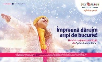 Donatii pentru Spitalul Marie Curie