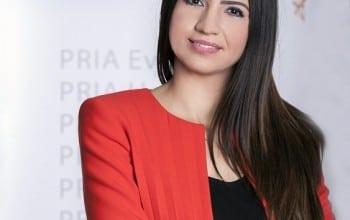 Raluca Voivozeanu este acum fondatorul PRIAevents
