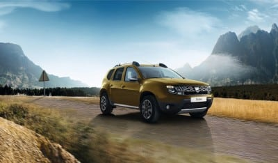 Dacia a vandut peste 550.000 de vehicule in 2015