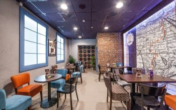 Prima cafenea So! Coffee in Gara de Nord din Bucuresti