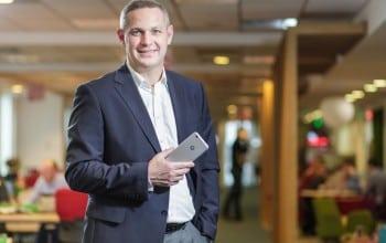 Valeriu Nistor, Director Enterprise Business Unit la Vodafone Romania