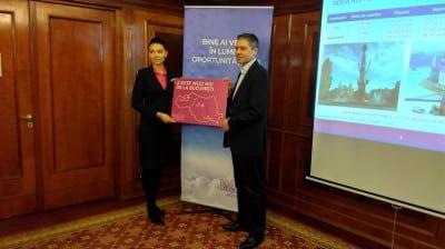 Wizz Air zboara de la Bucuresti la Cluj-Napoca si la Budapesta