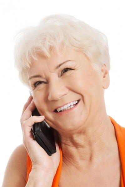 Telefonul Varstnicului, prietenul seniorilor