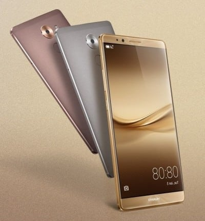 Huawei a lansat smartphone-ul de top, Mate 8