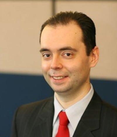 Lucian Anghel, noul presedinte al BCR BpL