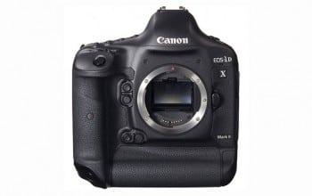 EOS-1D X Mark II, noul varf de gama Canon
