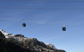 Gondola Sinaia lanseaza tronsonul 1400-2000