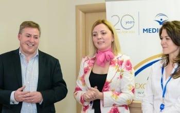 Medicover investeste 400.000 euro in clinica de la Ploiesti