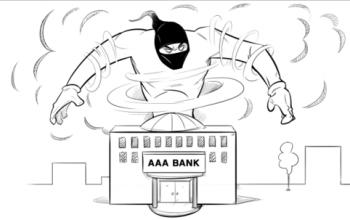 Cum sa jefuiesti o banca, in stil cibernetic. Cazurile Metel si GCMAN