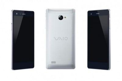 Phone Biz, smartphone de la Vaio