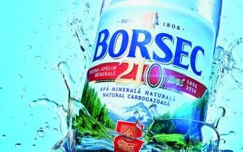 Borsec a primit si anul acesta validarea de Superbrand