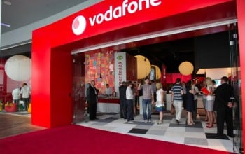 Vodafone raporteaza o crestere de 5% a veniturilor