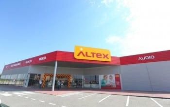 Afaceri de 433 mil. euro pentru Altex in 2015