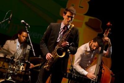 Capitala jazzului se muta la Bucuresti in luna mai