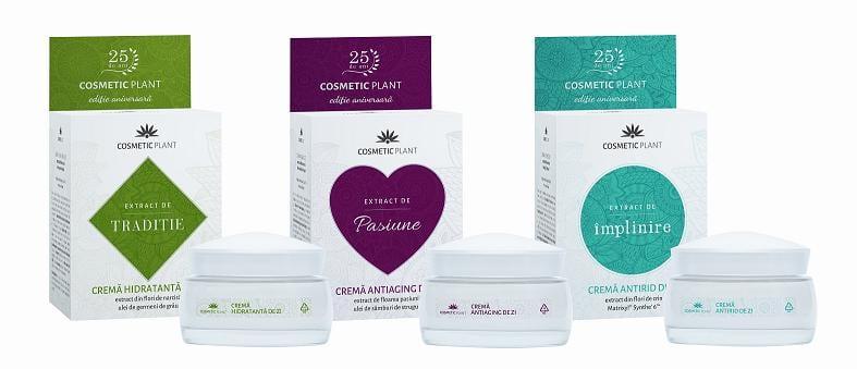 Gama Aniversara_Cosmetic Plant