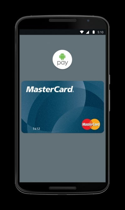 MasterCard introduce Android Pay in Marea Britanie