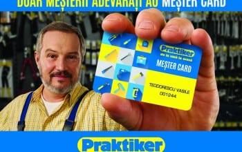 Prima campanie MullenLowe Romania pentru Praktiker