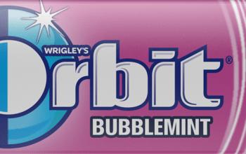 O noua aroma Orbit