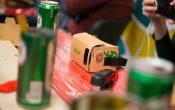 Realitatea virtuala se vede prin ochelarii Grolsch