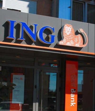 ING – crestere cu aproape 30% a creditarii